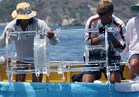 DISC apparatus: In-Situ Plankton Behavior Study