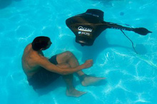 AUV Sponsored by Ocean Innovations