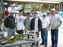 MATE ROV Competition 2007