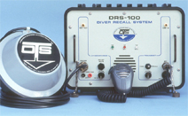 DRS-100B DIVER RECALL SYSTEM