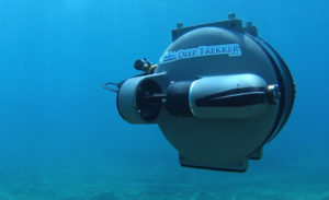 Underwater Drone Inspections