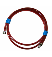 Deck Purge Box Pressure Hose (Red) (G-113)