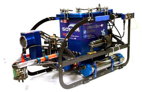 AUV/ROV Thrusters - Ocean Innovations