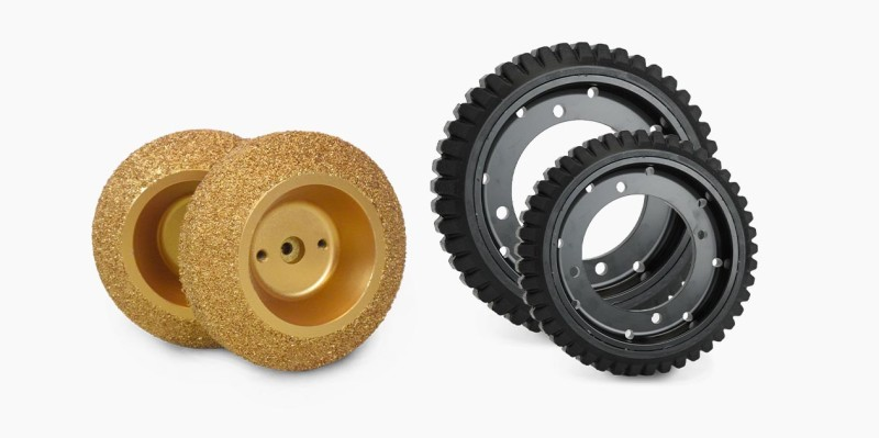 Scalable design & assorted wheel options