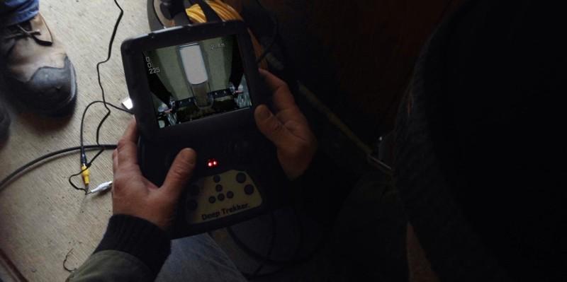 category video-half d t640 vac controller screen