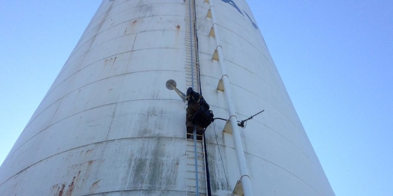 category video-half dt640 vac portable tower climb
