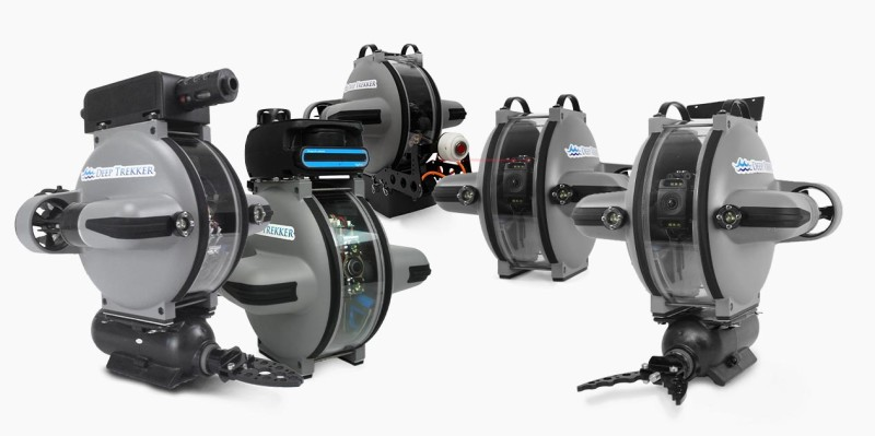Customize your DTG3 ROV