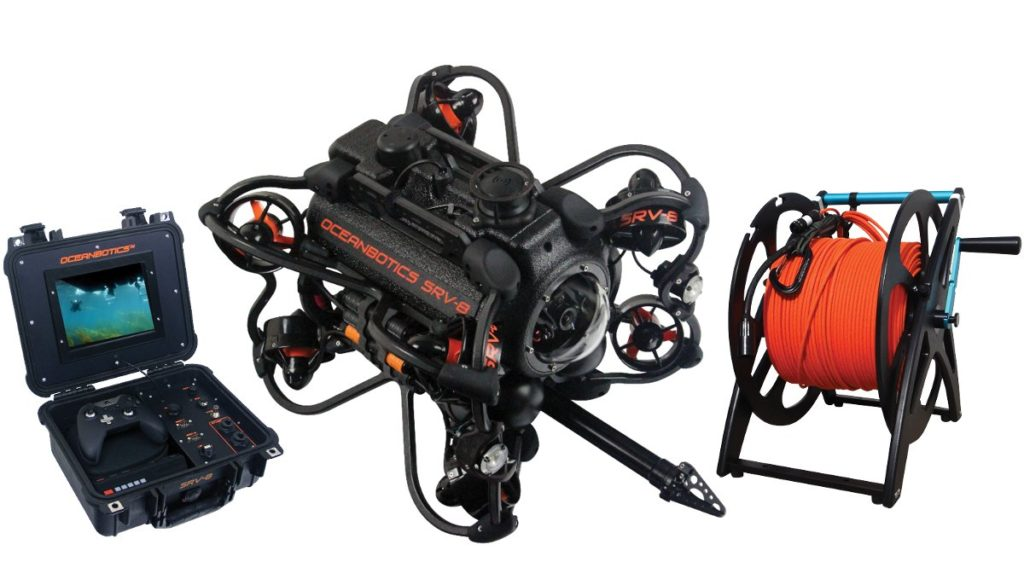 SRV-8 ROV Complete System