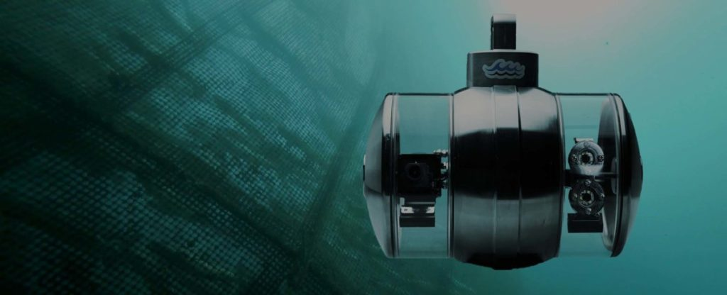 DTPod Underwater Camera