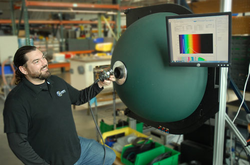 Picture of Integrating Sphere